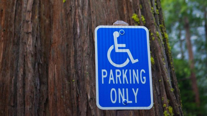 How Do You Advocate for More Disabled Parking Signs at a Place of Business?