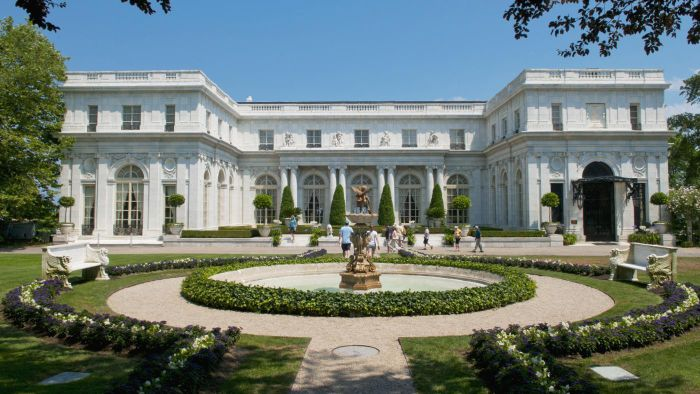 Where Can You Book a Mansion Tour in Newport, Rhode Island?