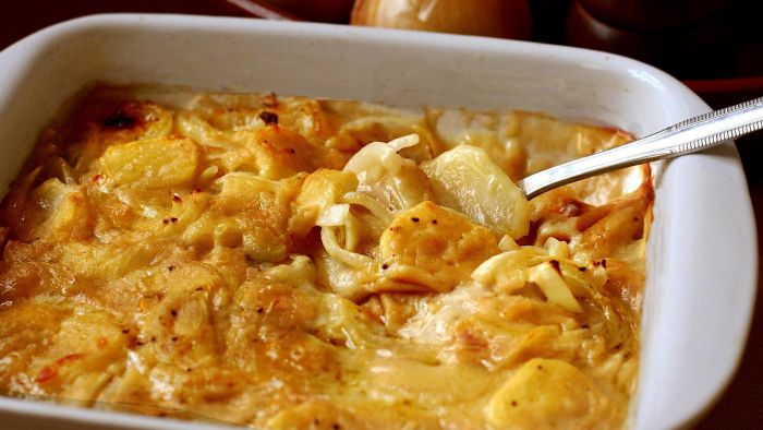 Where Can You Find a Good Recipe for Scalloped Potatoes?