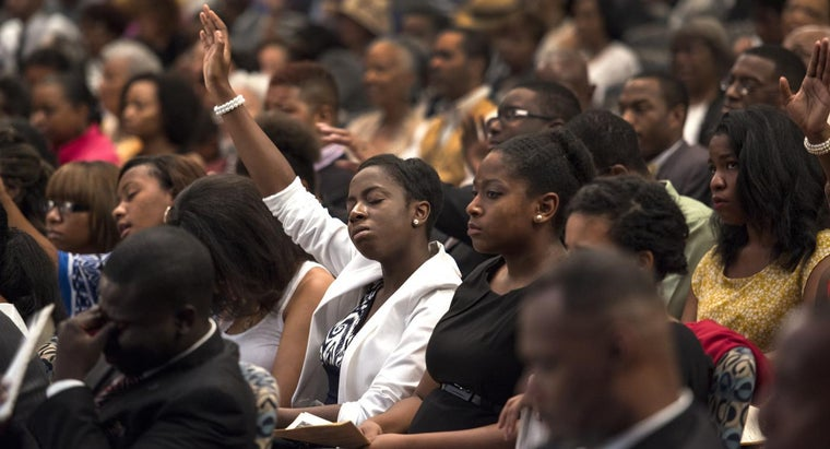 What Are Some All-Black Universities?