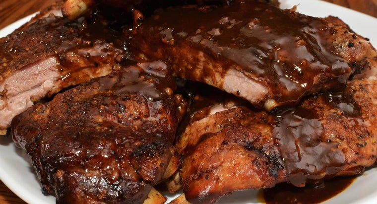 How Long Should You Cook BBQ Pork Ribs in the Oven?