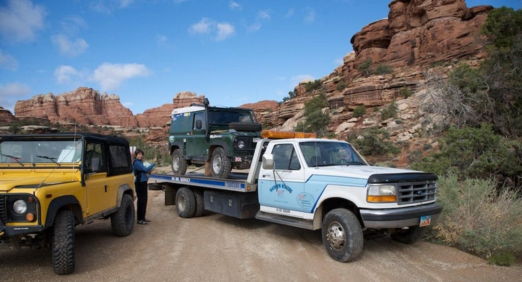 Where Are Used Flat Beds for Trucks Sold?