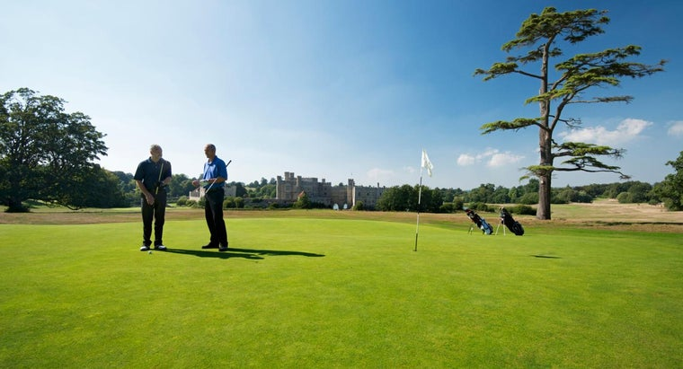 What Are Some Golf Courses in Liverpool?