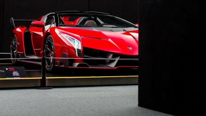 Where Can You Buy a Used Lamborghini Veneno?