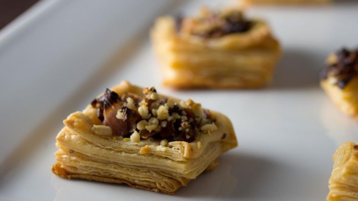 What Are Some Puff Pastry Recipes?