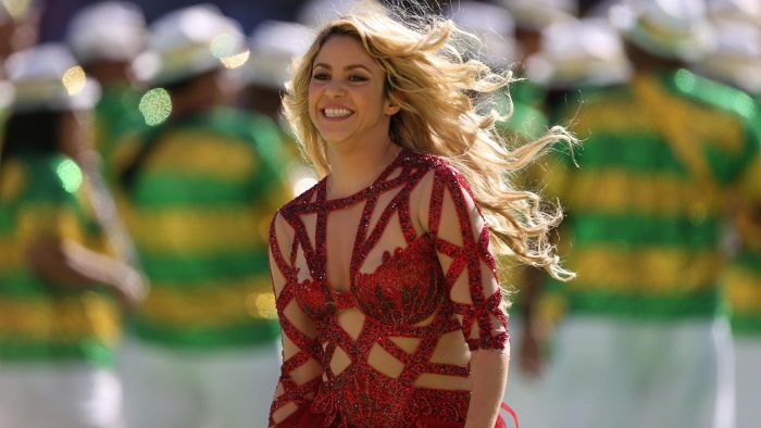 How Did Shakira Get Started in the Music Industry?