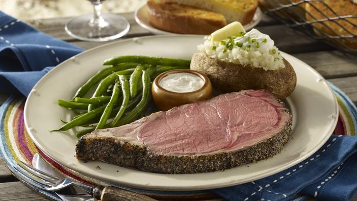 What's a Good Kosher Salt-Crusted Prime Rib Recipe?