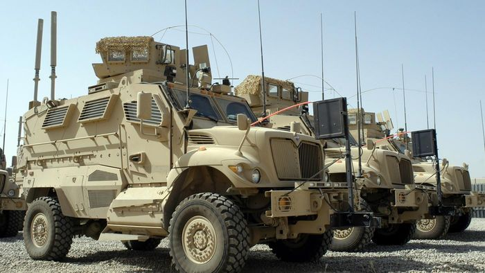 What Is the Most Reputable Online Source to Find Used Military Vehicles for Sale?