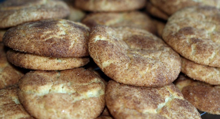 What Are the Ingredients in Snickerdoodles?