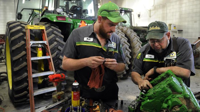 Where can you buy oil filters for tractors?