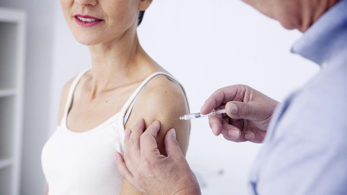 Who should get the shingles vaccine?