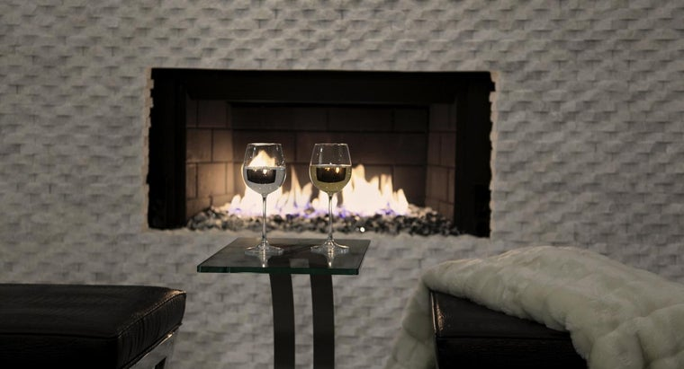 How Do You Clean a Glass Gas Fireplace?
