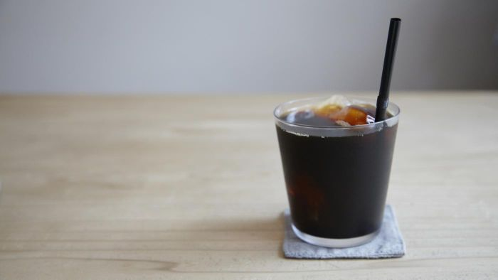 What Is an Easy Recipe for Homemade Iced Coffee?