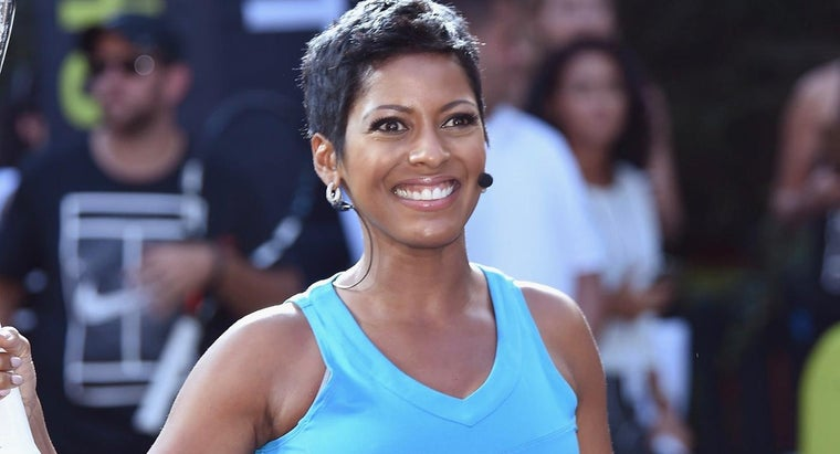 Is Tamron Hall Married?