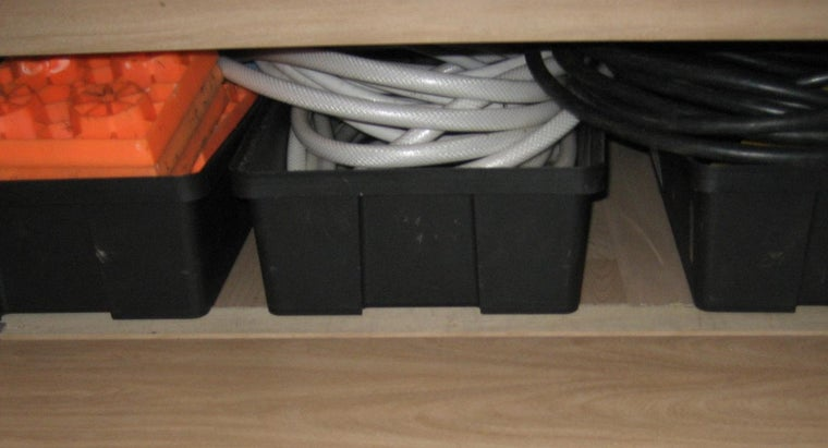 What Are Some Good Large Plastic Bins for Storage?
