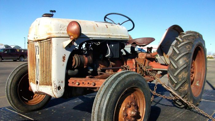 How Do You Know If Used Tractor Equipment Will Be Reliable?