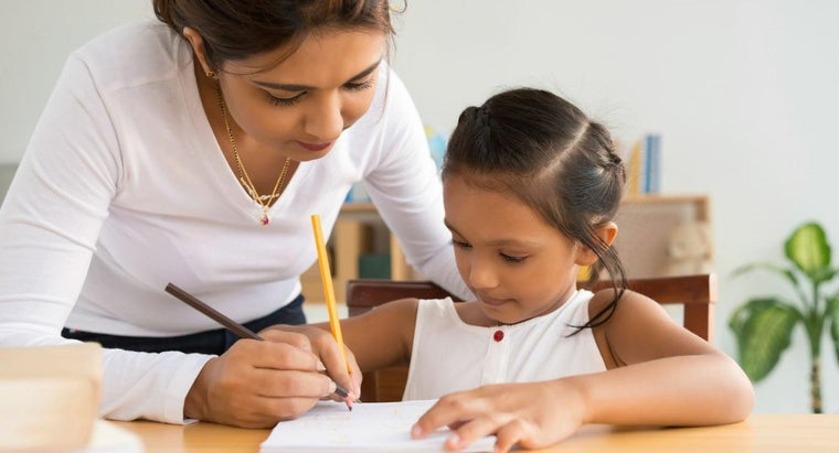 What Are Some Handwriting Tips for Kids?