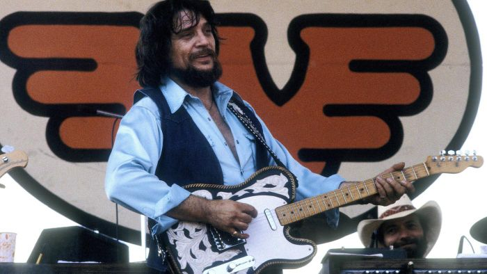 What was Waylon Jennings addicted to?