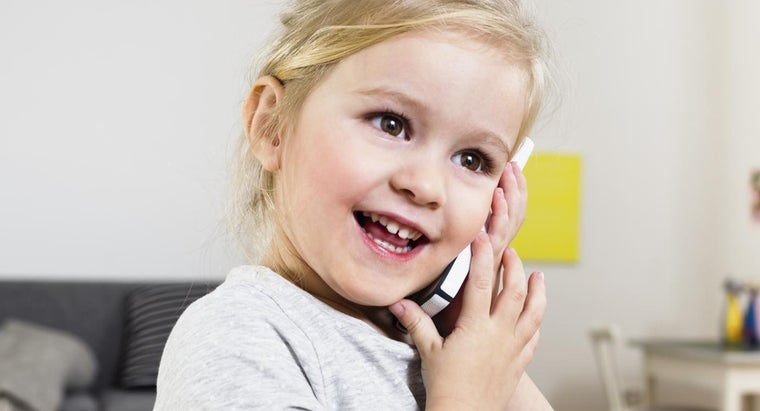 What Are Some Different Types of Cellphones for Kids?