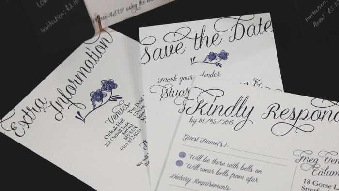 What Are Some Suggestions for Save the Date Cards?