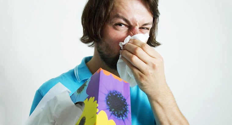 How Do You Get Rid of a Stuffy Nose?