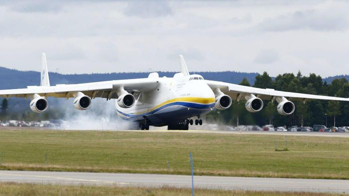 What Is the Largest Aircraft in the World?