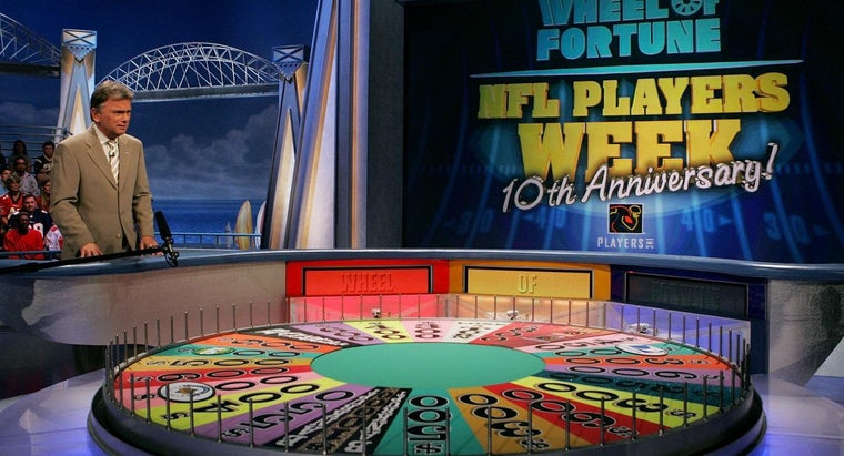 "How Does the ""Wheel of Fortune"" Game Show Work?"