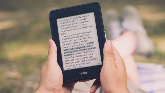 What Should You Do If You Need Support for Your Kindle?