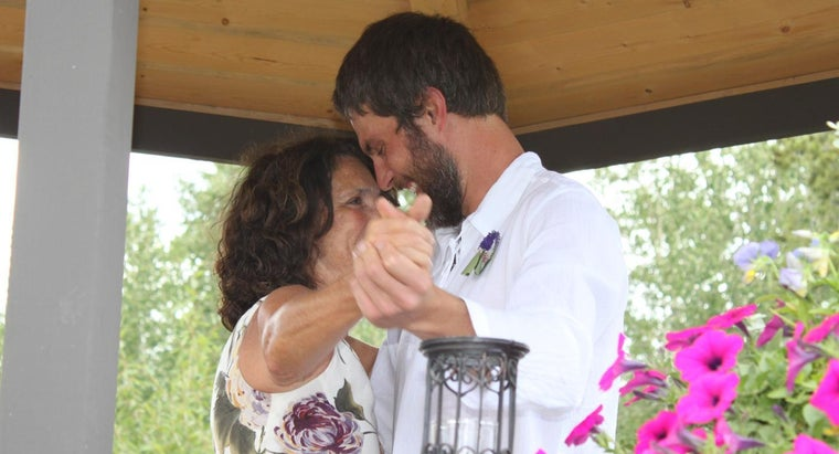 What Is a Good Country Song to Play for Mother-Son Dance?