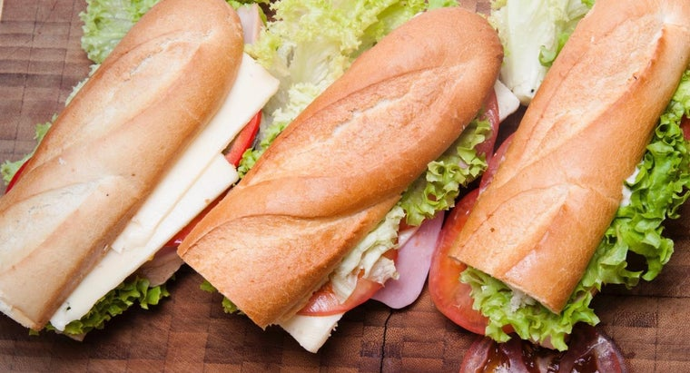 What Are Some of the Bread Types Subway Offers?