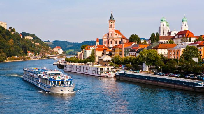 What Are Some Available European River Cruises?