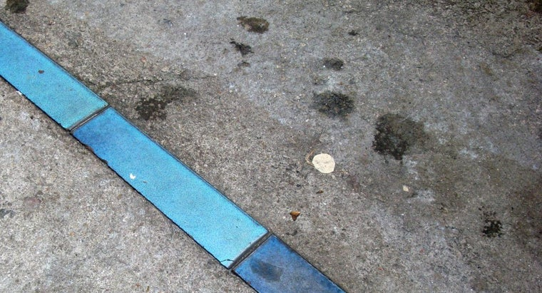 What Are Some Techniques for Removing Gum From Concrete?