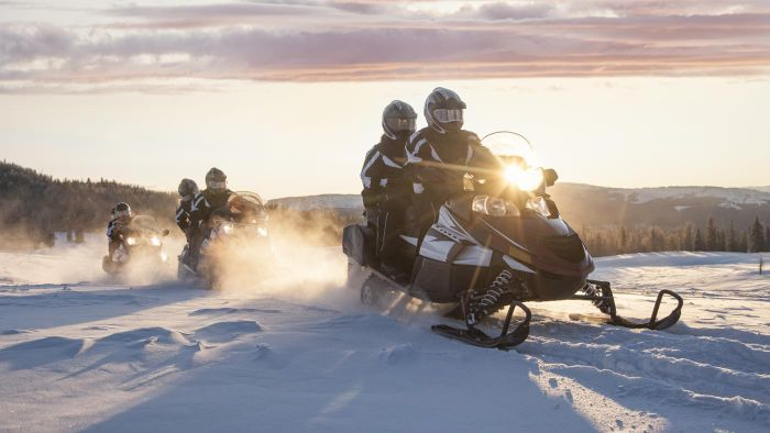 Where Can You Find Snowmobiles for Sale in Michigan?