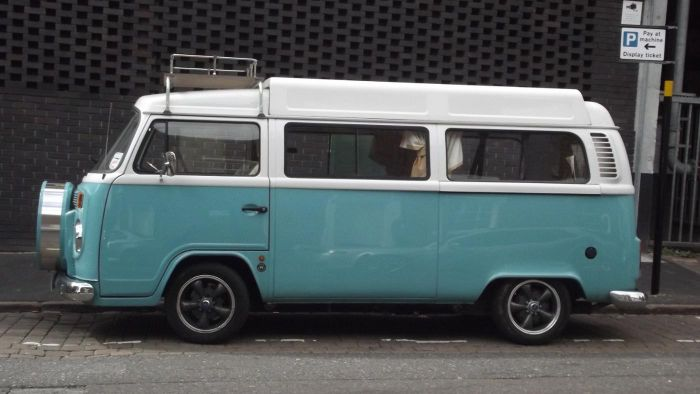 Where Can You Find Used Vans for Sale?