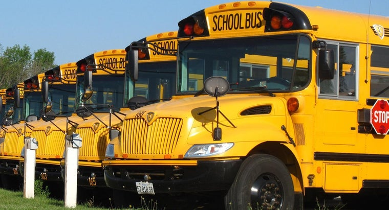 What Are Some Uses for Used School Buses?