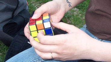 What Are the Names of Some Rubik's Cube Solution Guides?