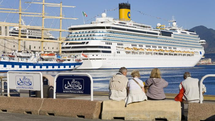 Where Can You Find Reviews for a Costa Cruise Ship?