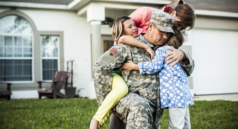 What Are Some Examples of Charities That Help Veterans?