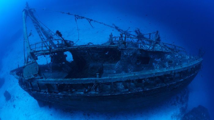 What Is Some Information About Shipwrecks Off the New Jersey Coast?