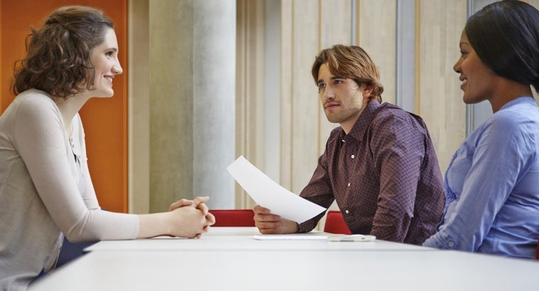 What Are Some Common Job Interview Questions?