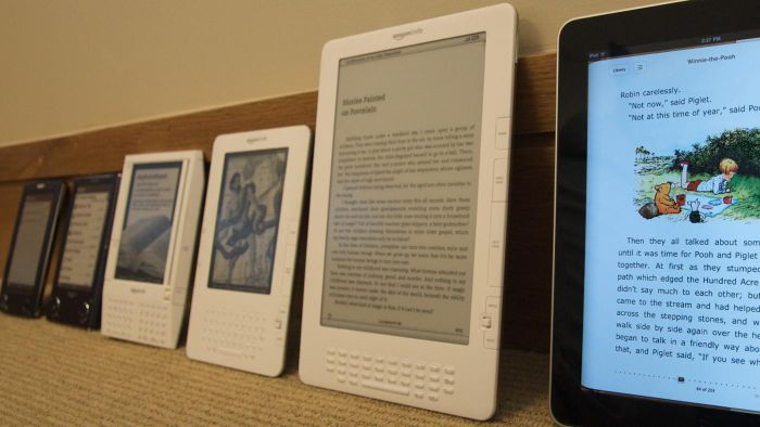 How Do You Compare E-Readers?