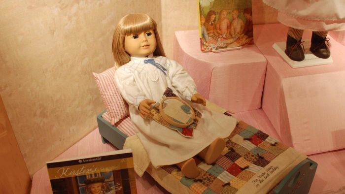 How Often Is a New American Girl Doll Released?