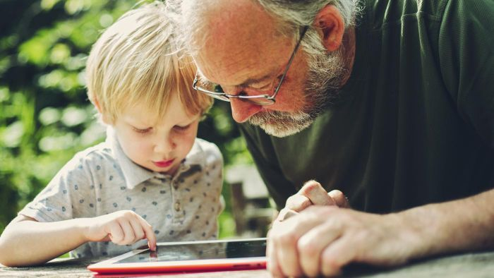 How Do You Open a Savings Account for Your Grandchild?