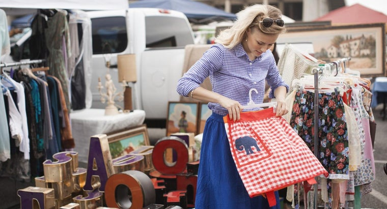 What Is the Rogers Flea Market in Ohio?