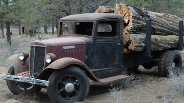 Where Can You Find Used Log Trucks for Sale?