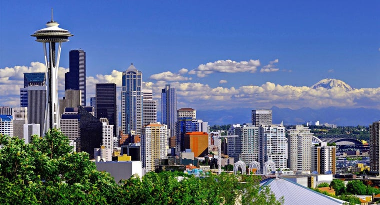 How Do You Find the Sales Tax Rate for Seattle WA?