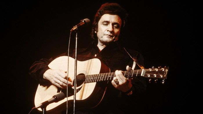 How Did Johnny Cash Create His Song Titles?