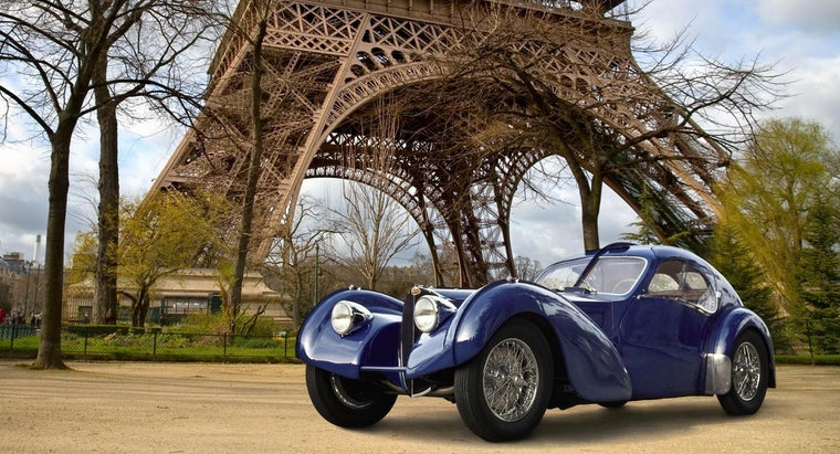What Are Some of the World's Most Exotic Cars?