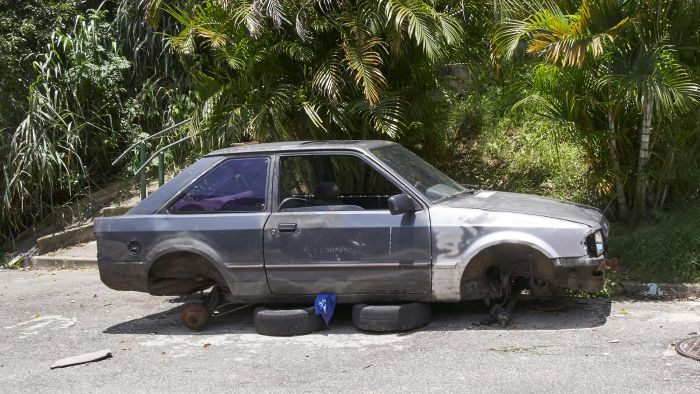 What Are the Laws for Car Abandonment?