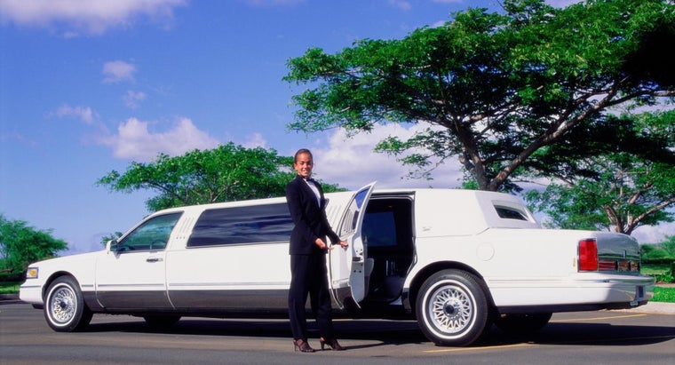 What Are Some Limousine Companies in Orlando?